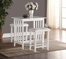 Pub Table & 3 Piece Dining Furniture Sets | eBay