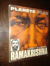 LE NOUVEAU PLANETE + PLUS - 1970 - RAMAKRISHNA