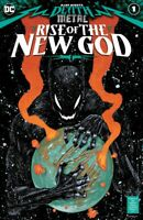 Dark Nights Death Metal Rise of the New God #1 Main Cover NM