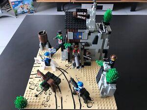 LEGO Set 6761 Western Bandit's Secret Hide-Out - 100% Complet
