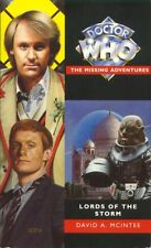 Dr Doctor Who Missing Adventures Book - Lords of the Storm - (Mint New)