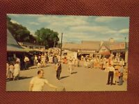 Vintage Postcard Ephrata Farmers Market And Auction, Ephrata, Pa.