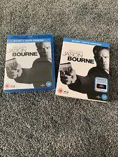 Jason Bourne [Blu-ray + Digital Copy, 2016] new and unopened - Region 2