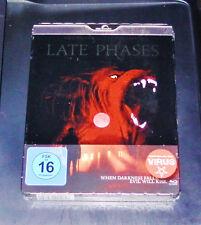 Late Phases Steelbook Edición Blu-Ray Más Rápido Envío NUEVO Y EMB. orig.