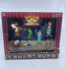 NEW Disney Parks Jim Henson's - Muppet Vision 3D - Poseable Action Figures Set