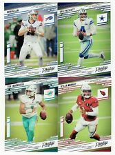 2021 PRESTIGE Football Base Cards-  Complete your collection