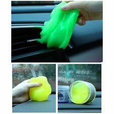 Keyboard Car Dust Dirt Soft Sticky Magic Clean Glue Gum Silica Gel Cleaner Tools