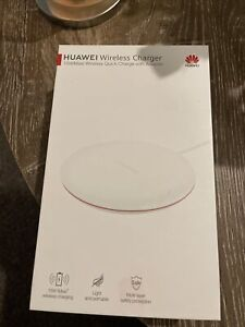 Official Huawei CP60 Wireless Charger with 15W UK plug Adapter - Super Charge