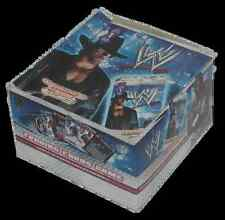 WORLD WRESTLING WWE - BOX 36 BUSTINE TRADING CARDS GAME