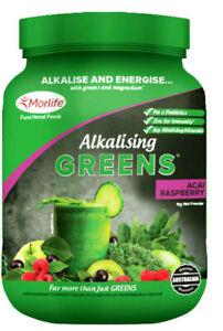 Alkalising Greens by Morlife 1KG