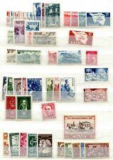 Saar 1948-1959 ** posta quasi fresco RACCOLTA COMPLETA (66548c