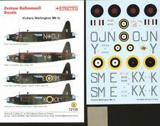 Techmod 1/72 Vickers Wellington Mk.Ic # 72135