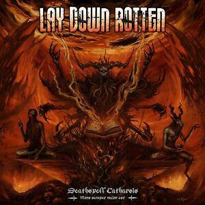 Lay Down Rotten Deathspell Catharsis CD Digipak German Death Metal New Sealed