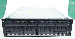 NetApp DS14 MK2 Disk Shelf Storage Appliance w/ 2x AT-FCX + 2x PSU 2