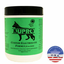 New listing Nupro Electrolyte Formula for Dogs, 2.5 lbs.