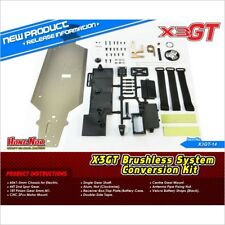 Brushless System Conversion Kit #X3GT-14 (RC-WillPower) HongNor X3-GTe/X3-GT
