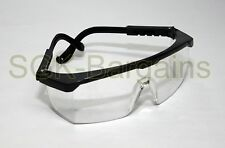 New Safety Goggles Eye Protect Glasses DIY Wide Clear Fog Prevent Lab Work Specs
