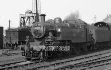 Railway Steam Photograph: 41293  3MT IVATT   @ WEYMOUTH  62 (3)