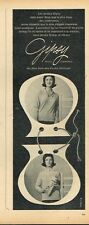 K- Publicité Advertising 1961 Pull Tricot Gipsy