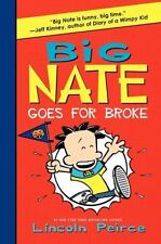 Big Nate GOES FOR BROKE #4 HC Lincoln Peirce Book/Comic CombShip