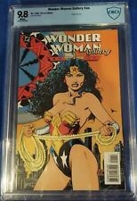 Wonder Woman Gallery CBCS 9.8 White Pages (1996) not cgc