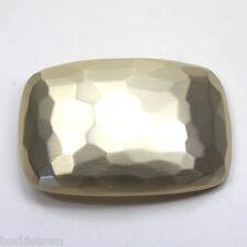 Buckle Gürtelschnalle Hammerschlag Silber Auflage silver plated