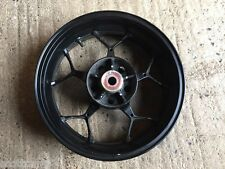 KAWASAKI ZZR1400 ZX14 2012-2015 BREAKING PARTS REAR WHEEL RIM BACK WHEEL