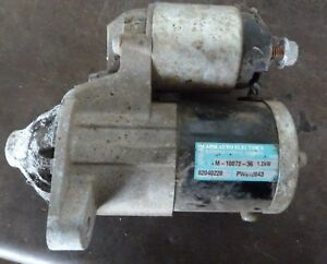 Proton Gen2 Persona 2005-2010 1.6 Starter Motor PW812043