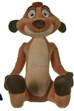 """TIMON OFFICIAL 12"""" LION KING SOFT TOY PLUSH BRAND NEW"""