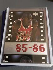 Michael Jordan 85-86