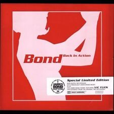 Bond: Back In Action [Digipak] by John Barry (Conductor/Composer) (CD,...
