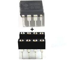 10PCS THX Micro Electronics THX203H -7V + Sockets Power Management PWM DIP-8 IC