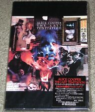 Alice Cooper Japan only PROMO limited 2CD box set w/obi sticker cover COMPLETE