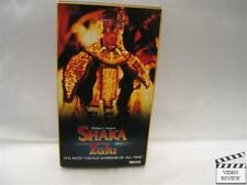 Shaka Zulu VHS Robert Powell