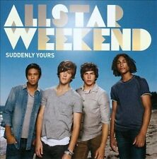 Suddenly Yours [Digipak] by Allstar Weekend (CD, Oct-2010, Hollywood)