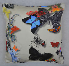 Designers Guild Christian Lacroix, Cushion Cover 'Butterfly Parade' DAIM 16x16