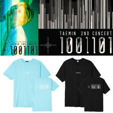 Kpop SHINee T1001101 Tee Unisex Casual T-shirt Tops LeeTaemin T shirt New