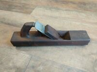 """Antique Providence Tool Co. Wood Block Plane 15"""" Cast Steel Woodworking Tools"""