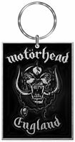 "MOTORHEAD - ""ENGLAND"" - QUALITY ENAMEL/METAL KEY RING"