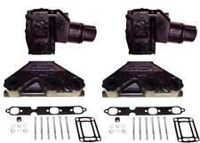 4.3L, 262 Volvo Penta/OMC Style Exhaust Manifold & Riser Kit. 3847499, 3862664