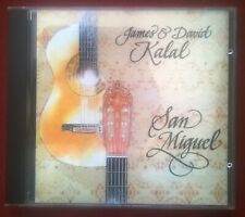 James & David Kalal - San Miguel CD 🌷 sehr gut 🌷