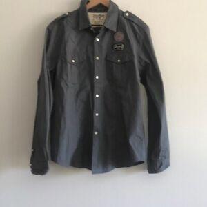NWOT Heritage 1981 Men's Button Down Shirt Size L
