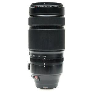 Fujifilm XF 100-400mm f4.5-5.6 R LM OIS WR Zoom Lens (Boxed) OPEN BOX