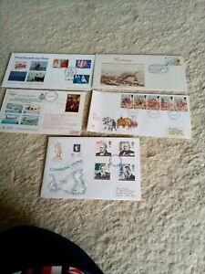 Various  Fdc