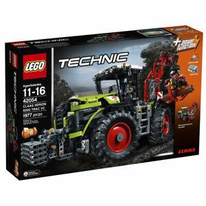Brand New Genuine LEGO Technic 42054 Claas Xerion 5000 Trac VC