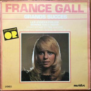LP  France Gall – Ses Grands Succès
