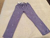 Gap Kids Girl's Pajama Bottoms Pants Size 10 NWT