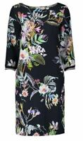 Betty Barclay Floral Print Dress Womens Size 18 *REF82*