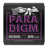 Power Slinky Paradigm Electric Guitar Strings P02020  11 - 48