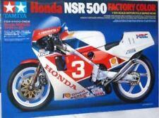 Motocicletas y quads de automodelismo y aeromodelismo Tamiya de escala 1:12